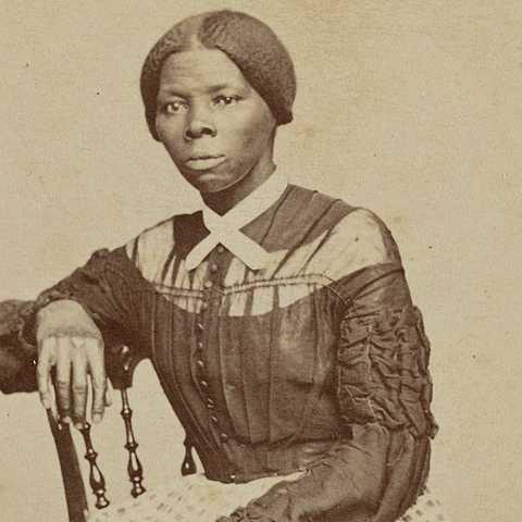 Harriet Tubman escapes slavery