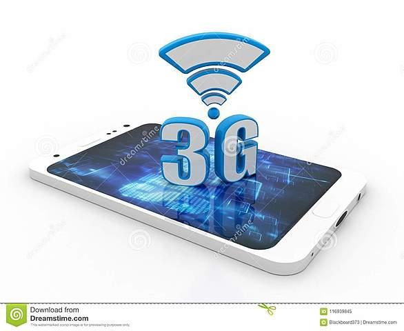 El inicio de una nueva generación, la 3G