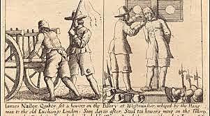 Quaker Persecution