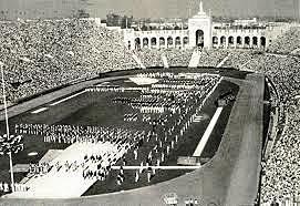 Las olimpiadas en Los Ángeles