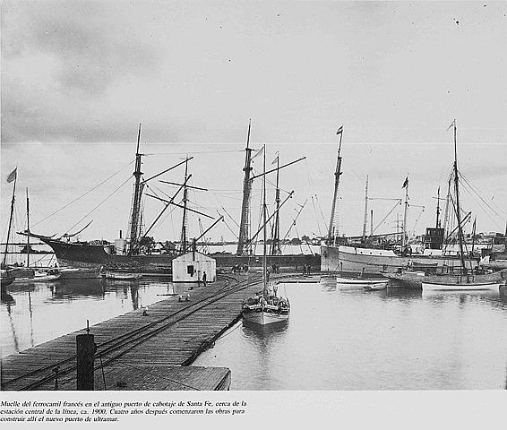 El puerto como herramienta de desarrollo.