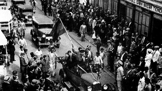Victoria eleccions de la CEDA en 1933