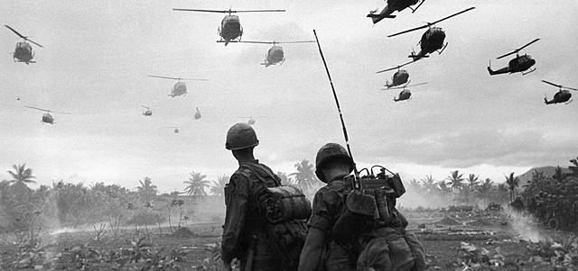 Inici de la Guerra de Vietnam