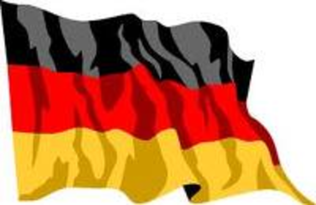 Germans Promise support for the Austrians