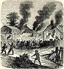 Massachusetts War with the Indians