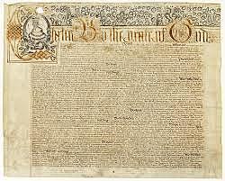 Massachusetts Bay Colony Revoked Charter