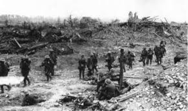 Battle of the Somme Begins