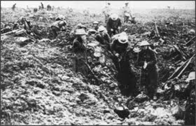 Germany Broke Through on the Somme