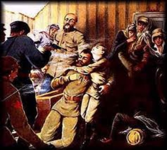 Execution of the Russian Royals