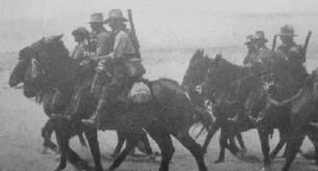 Turkish Forces Collapse at Megiddo