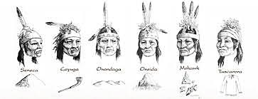 League of Six Indian Nations Treaty