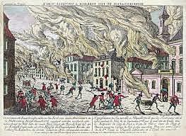 Saratoga Burned