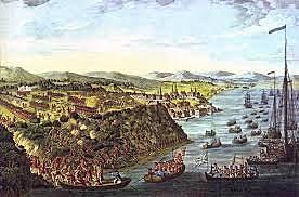 Britian Takes Quebec