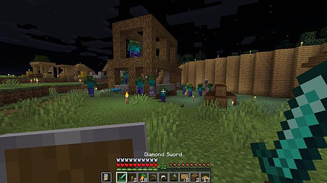 Zombie Siege of Woree