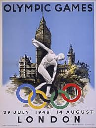 Reanudación las olimpiadas de Londres y Helsinki