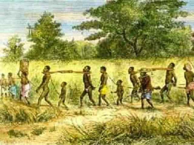 Ley de liberacion de esclavos