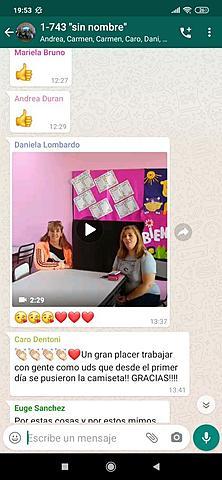 Video de Directivos a docentes