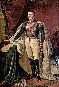 Nacimiento de Agustín de Iturbide