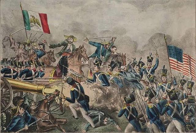 Inicio de la Batalla de la Ciudad de México