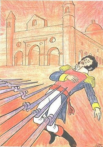 Muerte de Vicente Guerrero