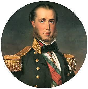 Nacimiento de Maximiliano de Habsburgo