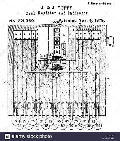 Primera patente