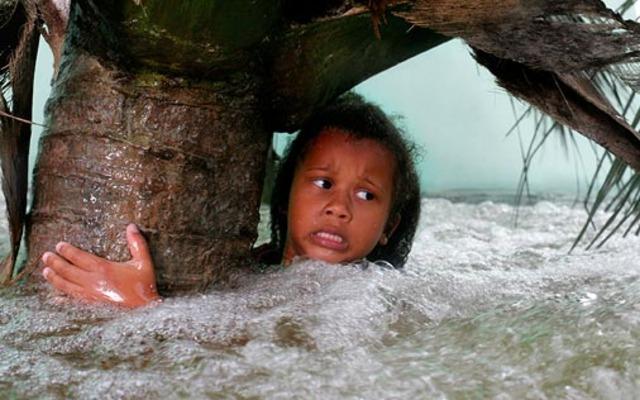 Tsunami in Phuket Thailand