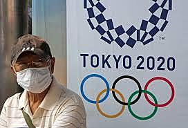 Las olimpiadas atrasasadas en 2020