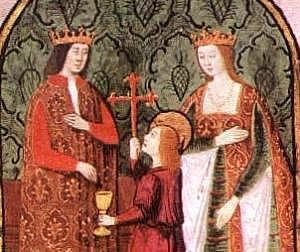 Matrimonio de Fernando II de Aragón y Isabel de Castilla