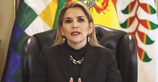 Añez reduce tres ministerios y cierra dos embajadas para reducir gastos