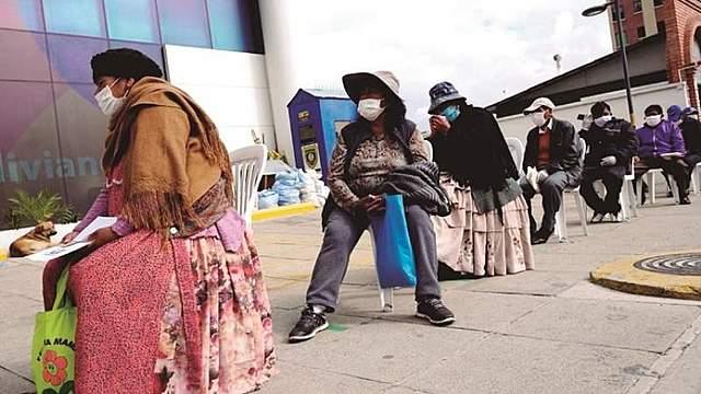 Bolivia roza los 14 mil casos de Covid-19 y ya acumula 475 bajas