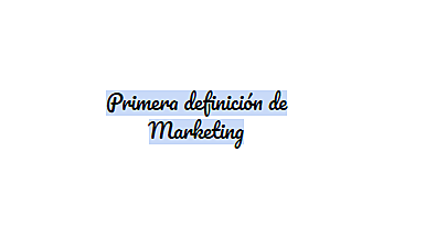 Definición del marketing por Butler.