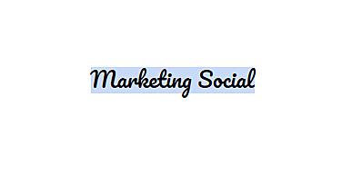 """""""Marketing Social""""."""