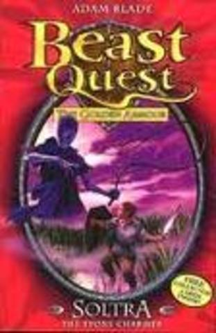 Beast Quest soltra the stone charmer