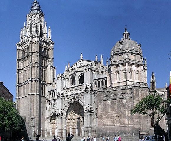 Fin de la construcción de Toledo
