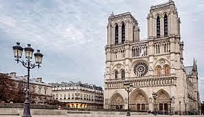 Fin de la construcción de la catedral de notre dame