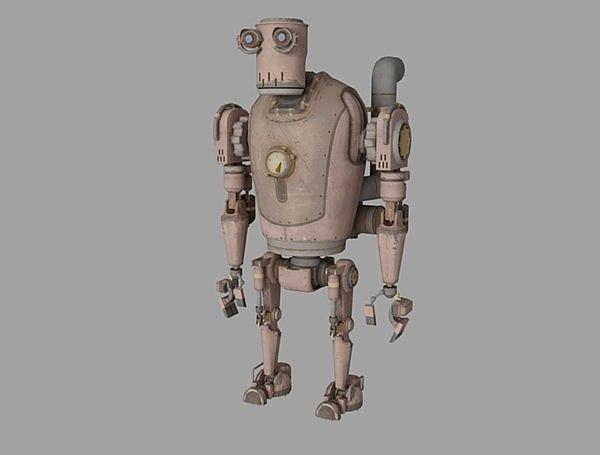 Robot de ficción