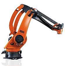 Robot Paletización