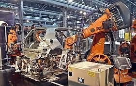 Fabricas de robotica