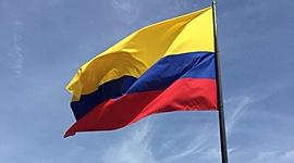 Presidentes en la historia de Colombia timeline