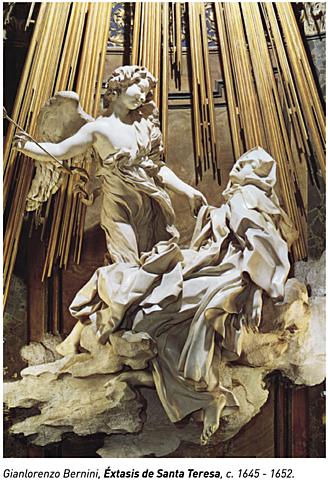 BARROCO: Arte como propaganda de fe