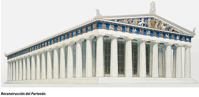 GRECIA- El hombre como la medida de todas las cosas