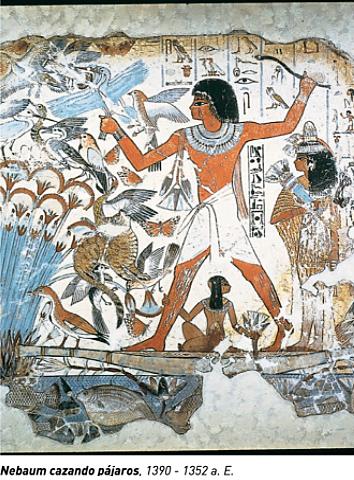 EGIPTO- el arte de los vivos para los muertos
