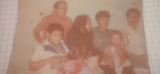 Vivimos ahora con la familia extensa de mi mamá