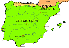 CONQUISTA MUSULMANA DE ESPAÑA