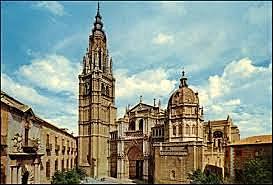 FIN DE LA CONSTRCCIÓN DE LA CATEDRAL DE TOLEDO, ESPAÑA