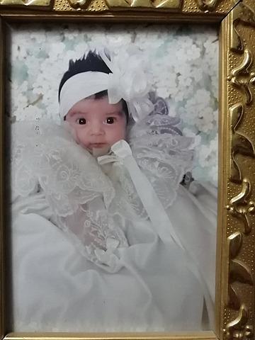 Nació mi sobrina menor: Melanie Andrea