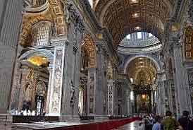 •FIN DE LA CONSTRUCCIÓN DE LA BASÍLICA DE SAN PEDRO, CIUDAD DEL VATICANO, ROMA