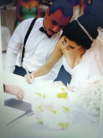 Mi boda con David