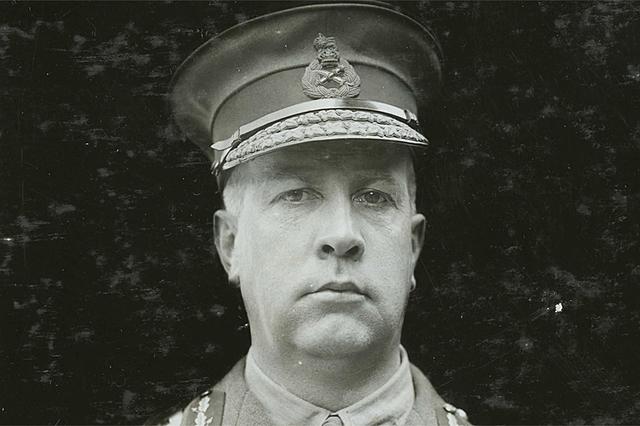The Birth of Sir Arthur William Currie